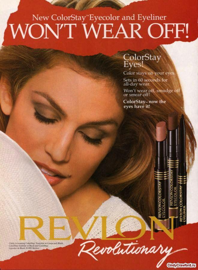 Cindy Crawford Revlon