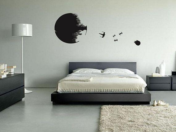 50 Unique Star Wars Gifts Star Wars Room Decor Star Wars Room Star Wars Bedroom