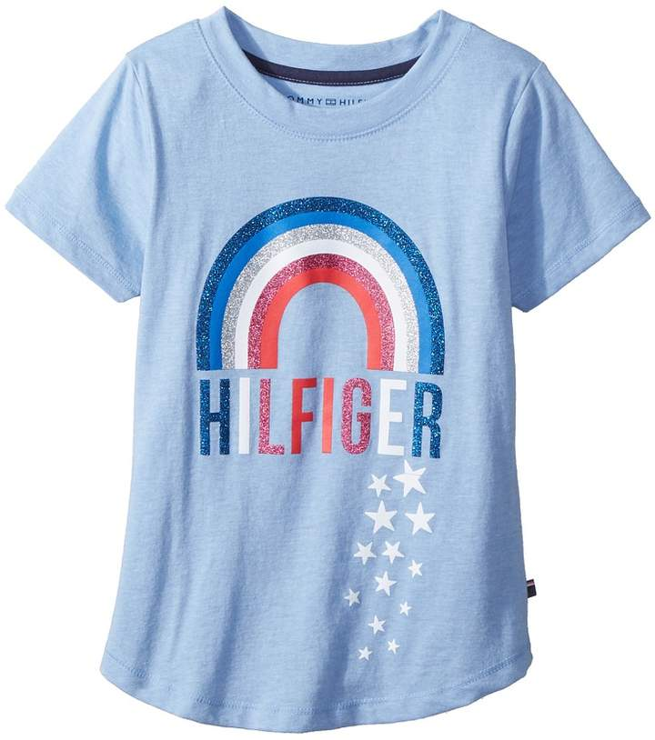 6fab147c Tommy Hilfiger Rainbow Tee Girl's T Shirt | Products | Tommy ...
