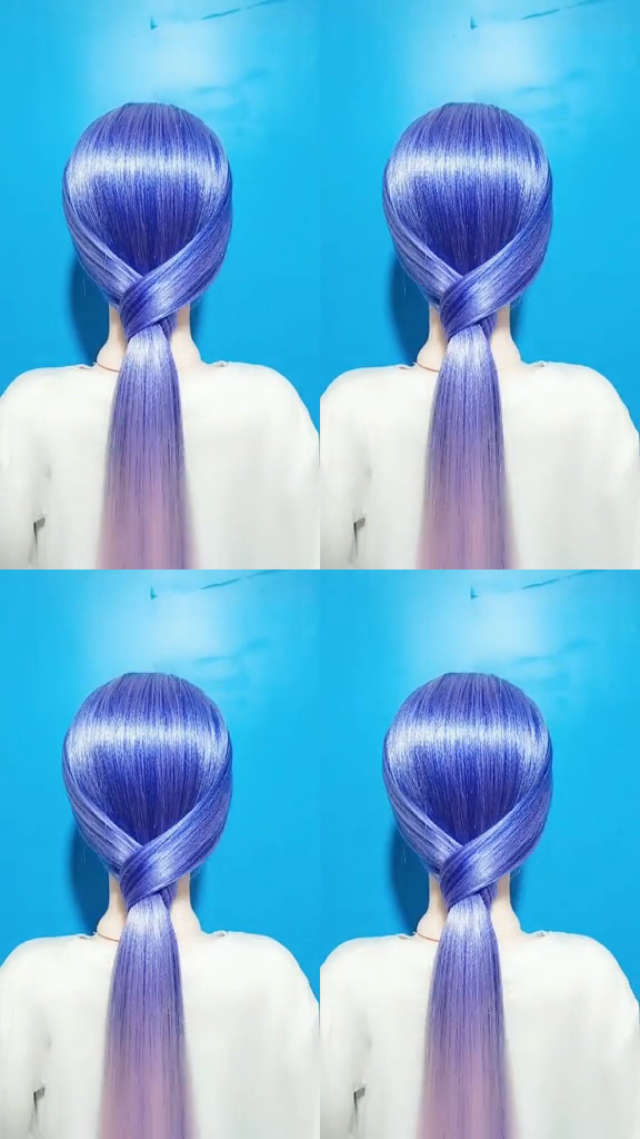 Hairstyle Tutorial 624