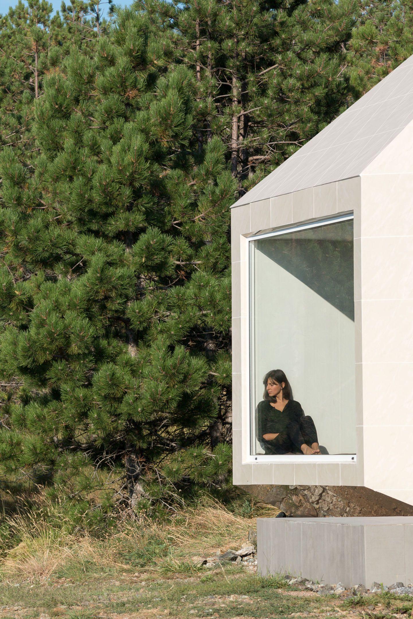 exe cnc workshop, Relja Ivanić · House on MountMaljen · Divisare