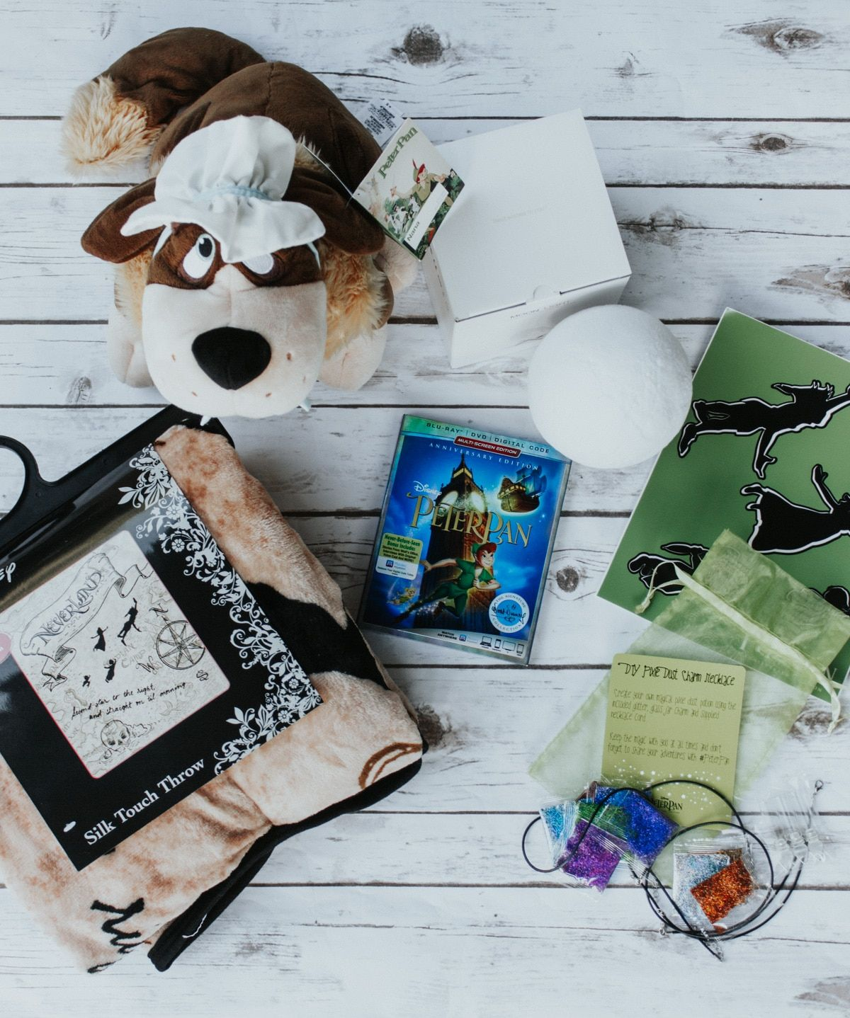 Peter Pan Activities T Basket Ideas Giveaway