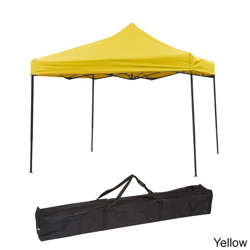 Ideal for a tailgate party or yard sale this 10-foot canopy tent provides  sc 1 st  Pinterest & Ideal for a tailgate party or yard sale this 10-foot canopy tent ...