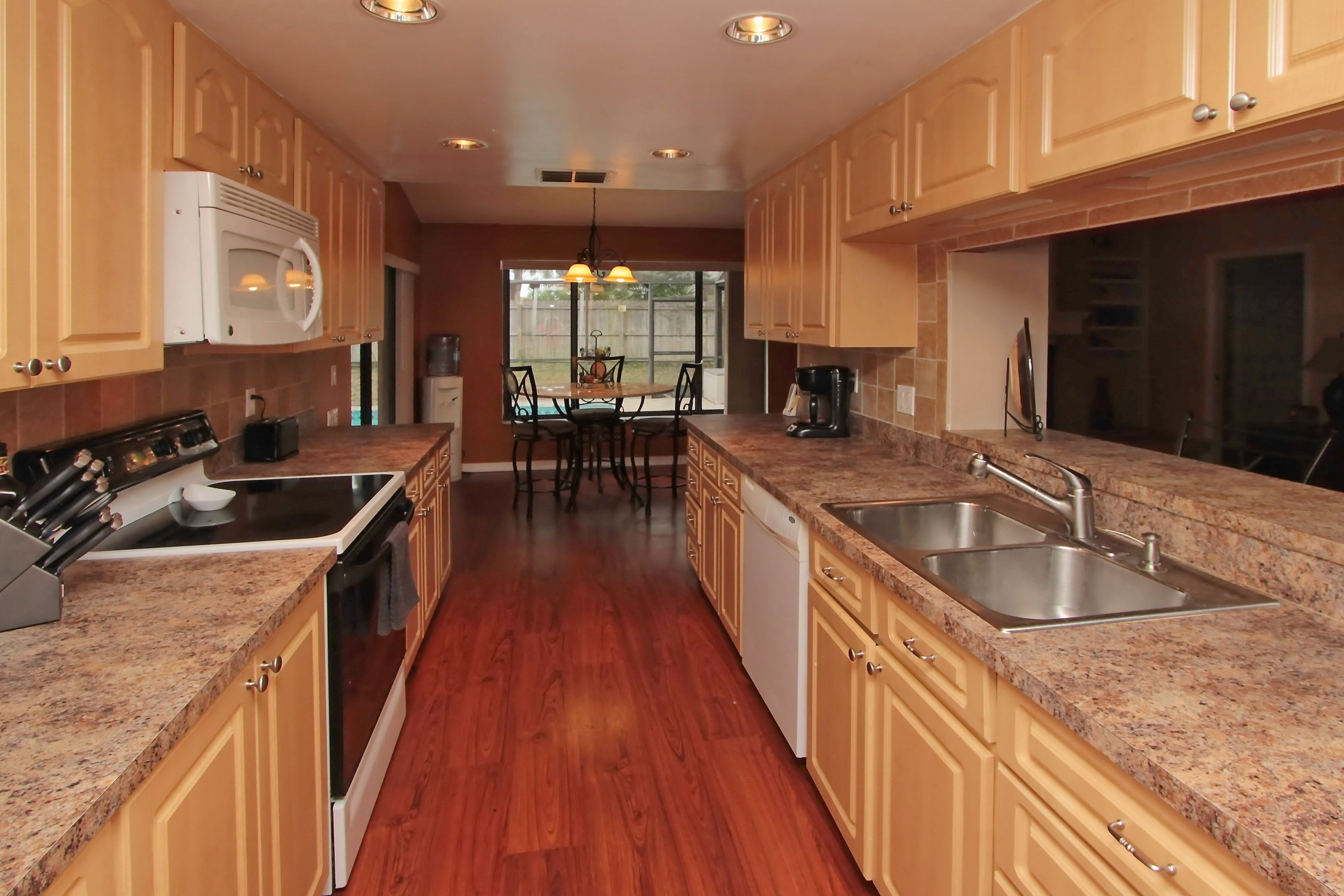 This kitchen is from one of our homes for sale in Safety