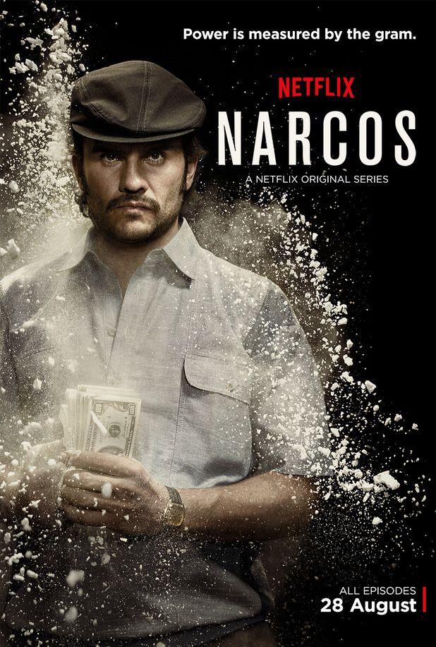 Póster de Gustavo Gaviria - Narcos - Netflix. #Narcos #PabloEscobar ...