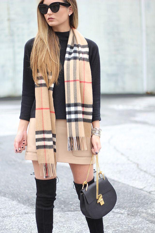 a449de047243 My Burberry   Cute clothes   Burberry, Burberry scarf, Fashion