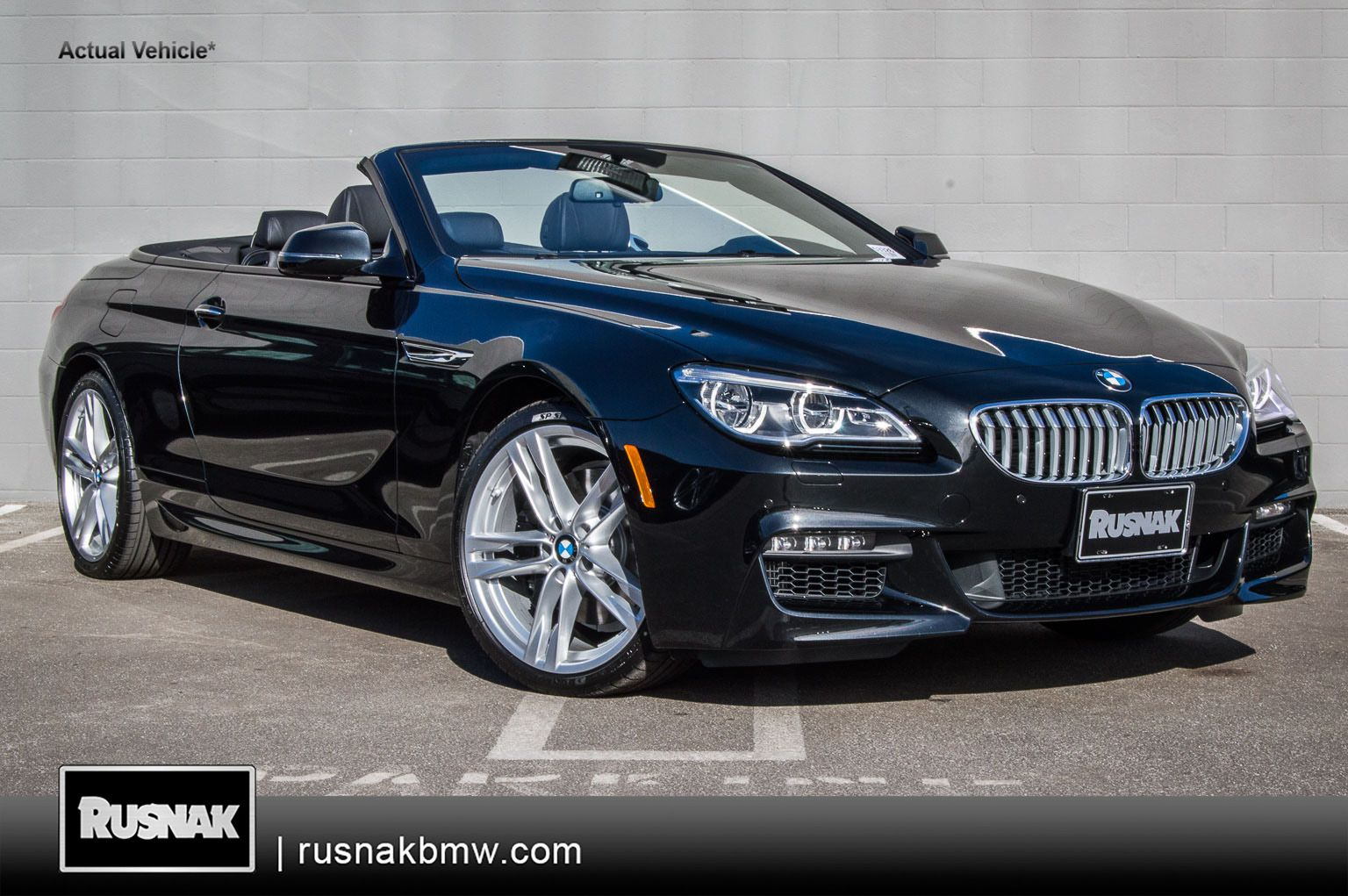 Bmw 650i Convertible 2017 New For Thousand Oaks Ca Vin