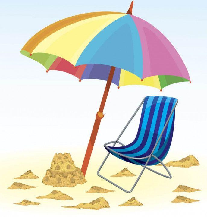 Clip On Beach Chair Umbrella Best Office Furniture