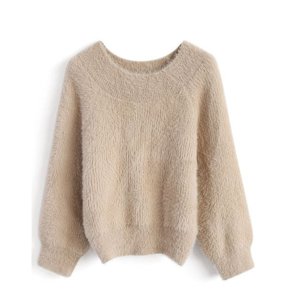 Chicwish Warm Afternoon Off-shoulder Sweater in Light Tan (1.445 ...