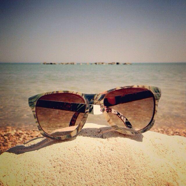 Summertime sadness Uptitude - eyewear cool everywhere!