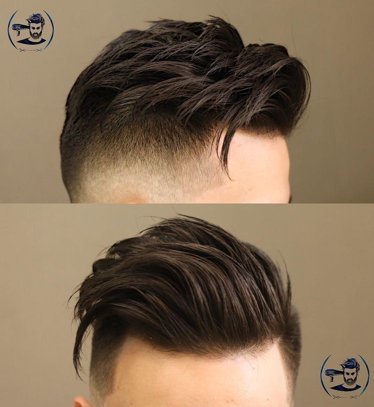 Pin By Oliver Pierzyna On Wlosy Gents Hair Style Men Haircut Styles Hair Styles