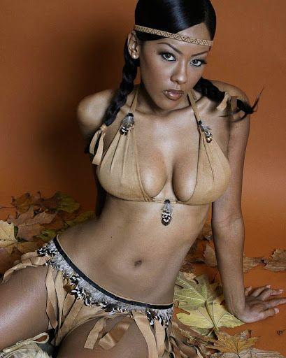 Denyce Lawton - Native American Women  Native American -5534