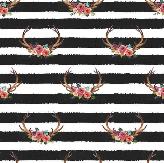 12ef8e3c8fd skull fabric, stripe fabric, cotton fabric, knit fabric, boho fabric,  watercolor fabric, jersey fabric, organic fabric, longhorn fabric