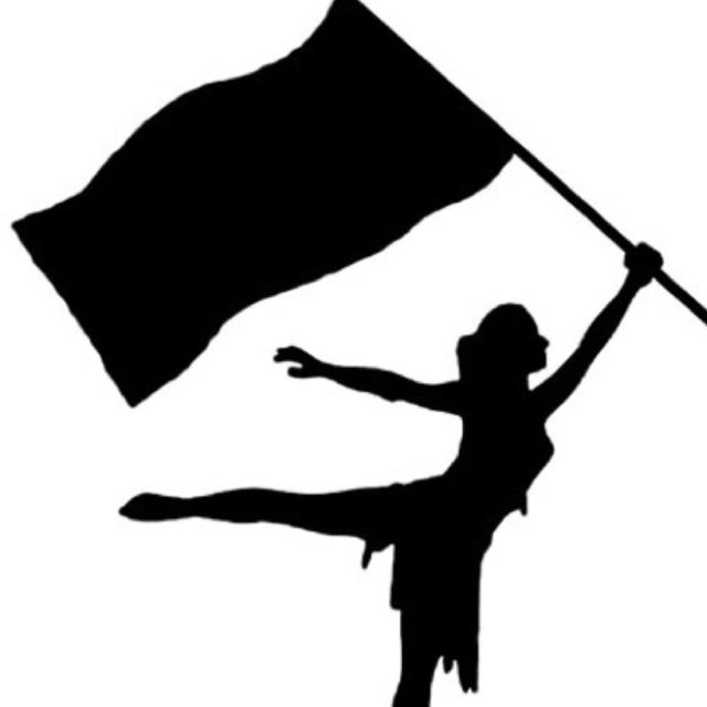 color guard i would go back to h h s just for friday nights and rh pinterest ca color guard clip art marching band animated color guard clip art