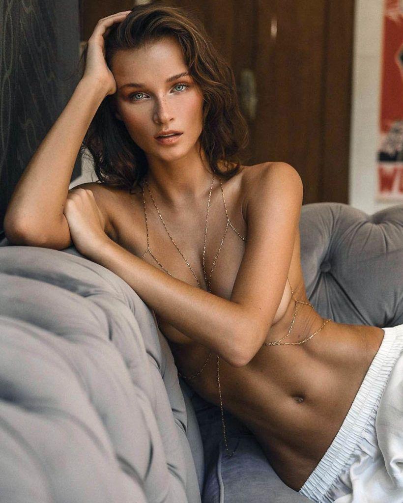 Anastasiya Primak Nude Photos 53