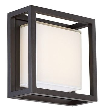 Framed Outdoor Wall Light | Modern Forms at Lightology