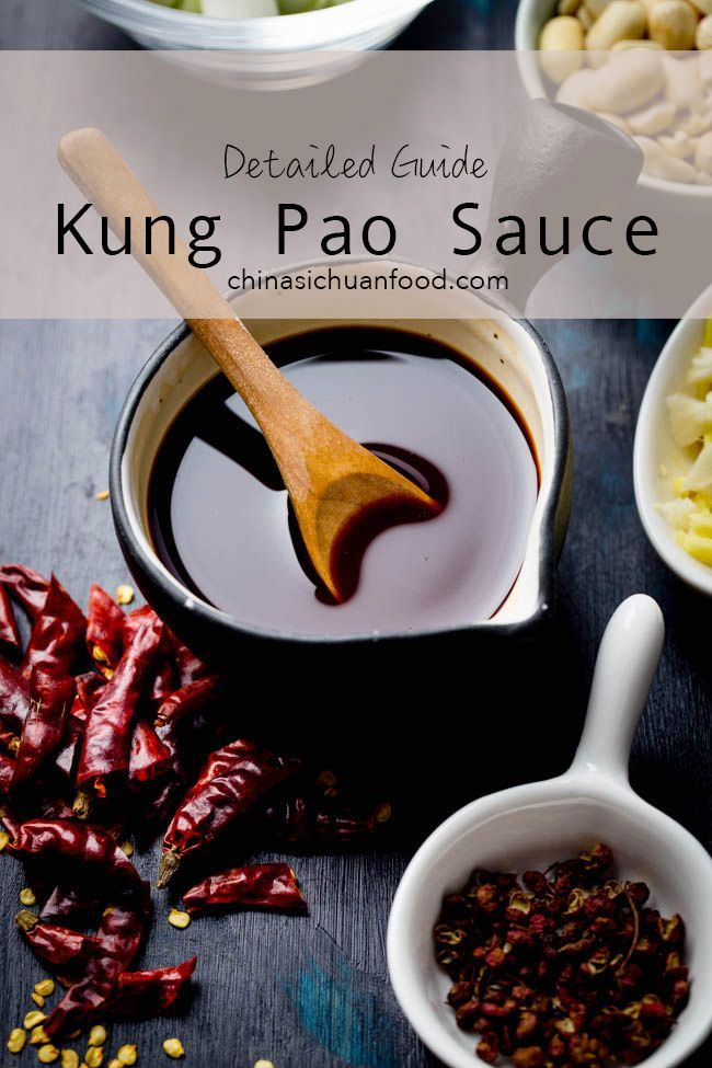 Pao Sauce Kung Pao Sauce – China Sichuan FoodKung Pao Sauce – China Sichuan Food