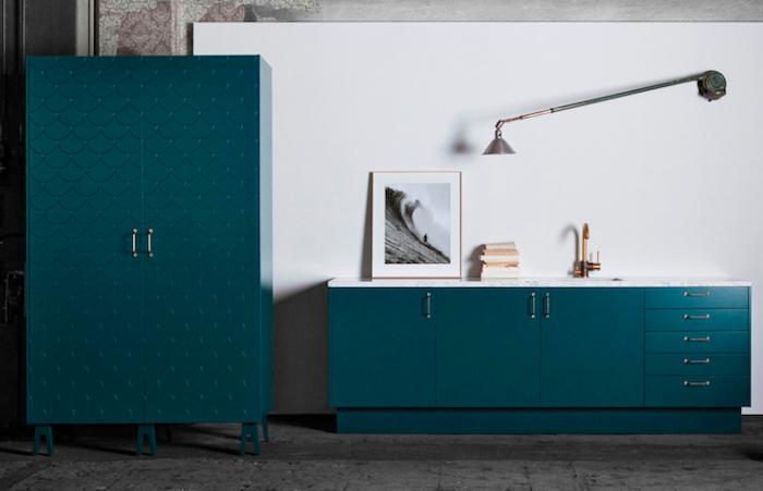 Superfront An Instant Upgrade For Ikea Cabinets Ikea Mobilier De Salon Et Armoire Ikea