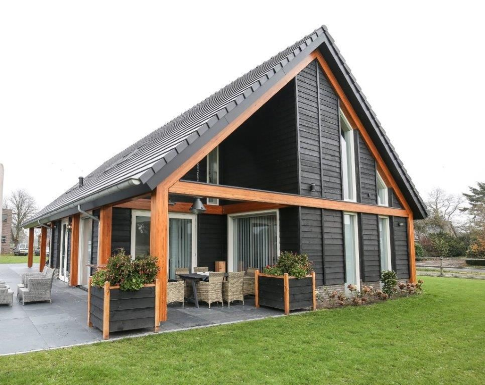 Schuurwoning next ontwerpnext ontwerp idee n voor het huis pinterest ontwerp huizen en - Bungalow ontwerp hout ...