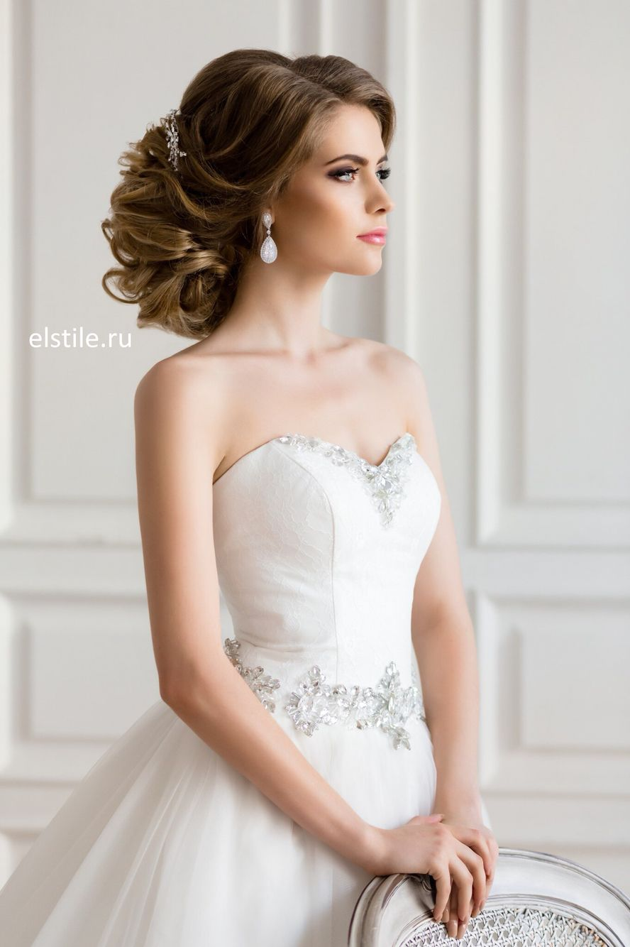 Wedding Hairstyle Inspiration | Weddings, Hair style and Wedding
