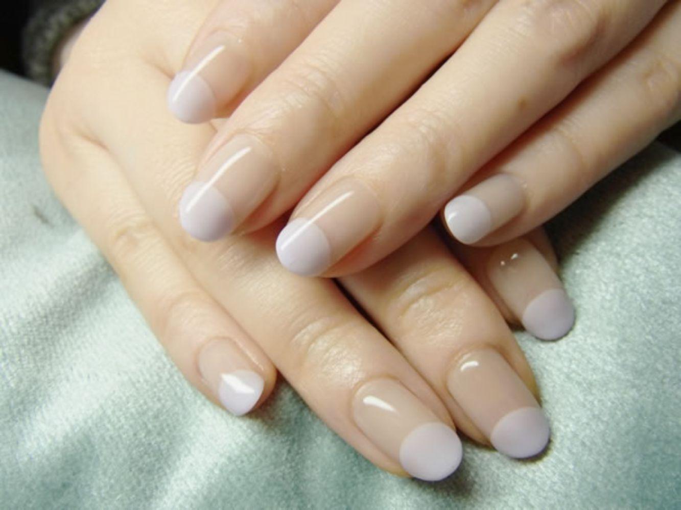48 Minimal Nail Art Design Ideas