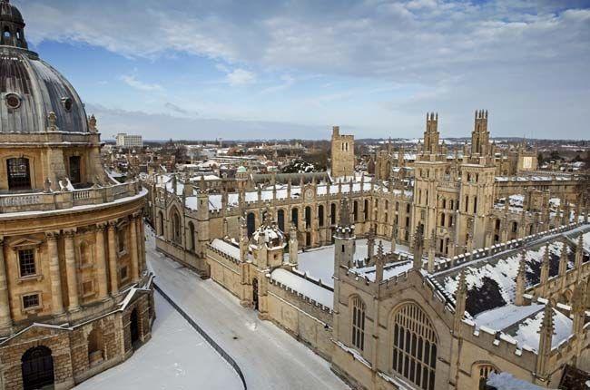 Oxford - Reino Unido