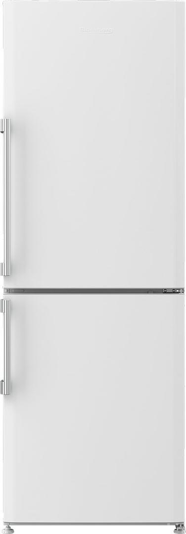 Blomberg Brfb1044wh 949 00 Bottom Freezer Bottom Freezer Refrigerator Counter Depth