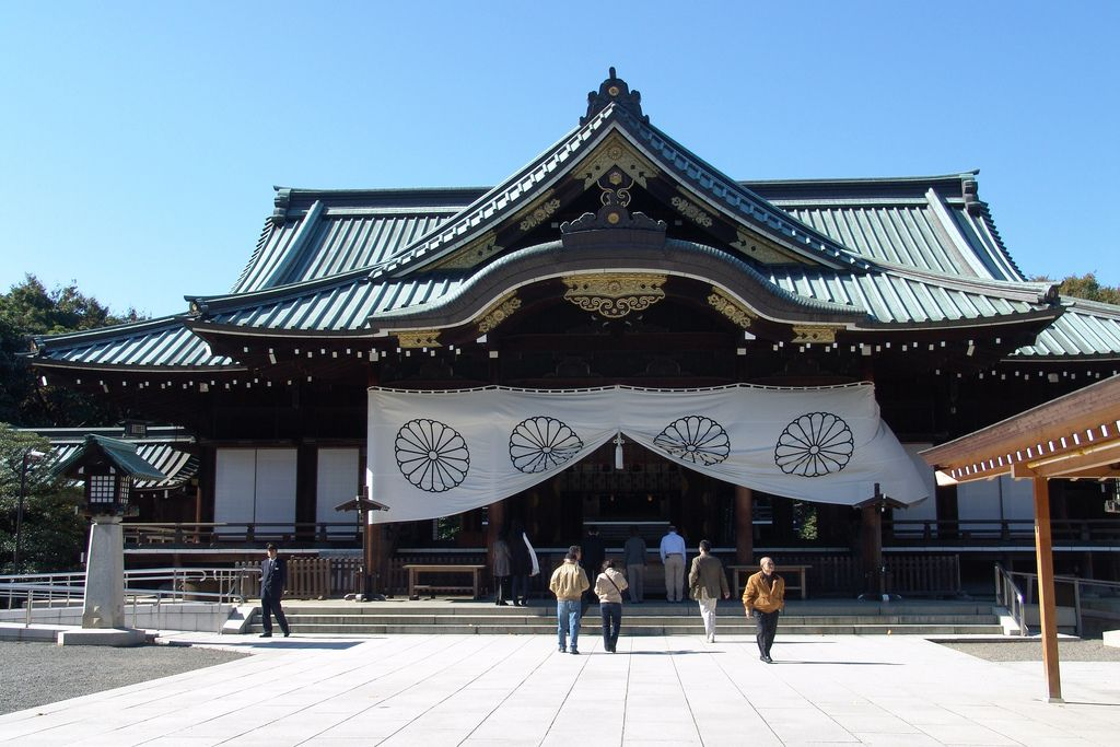 PM Abe Pledges Impartiality Of History Review Study Group To Meet At Yasukuni