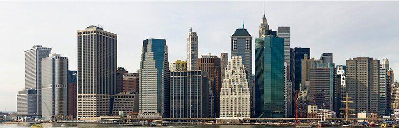 Lower Manhattan, New York City
