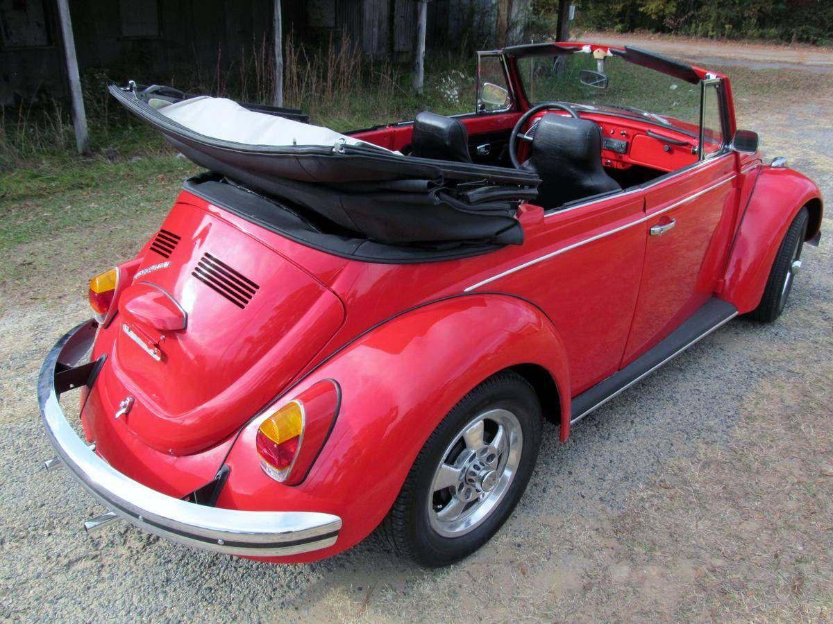 1969 Volkswagen Beetle Convertible Beetle convertible