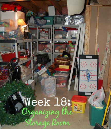 Organized Garage Using Well Labelled Clear Containers. | Garage/mud Room |  Pinterest | Organizing, Lemon And Bowls