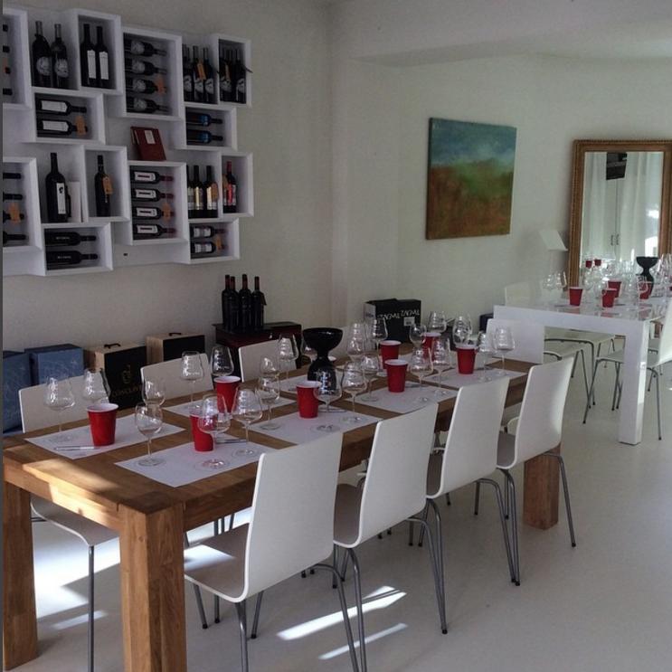 Portabottiglie vino design moderno esigo 5 per for Idee per arredare enoteca