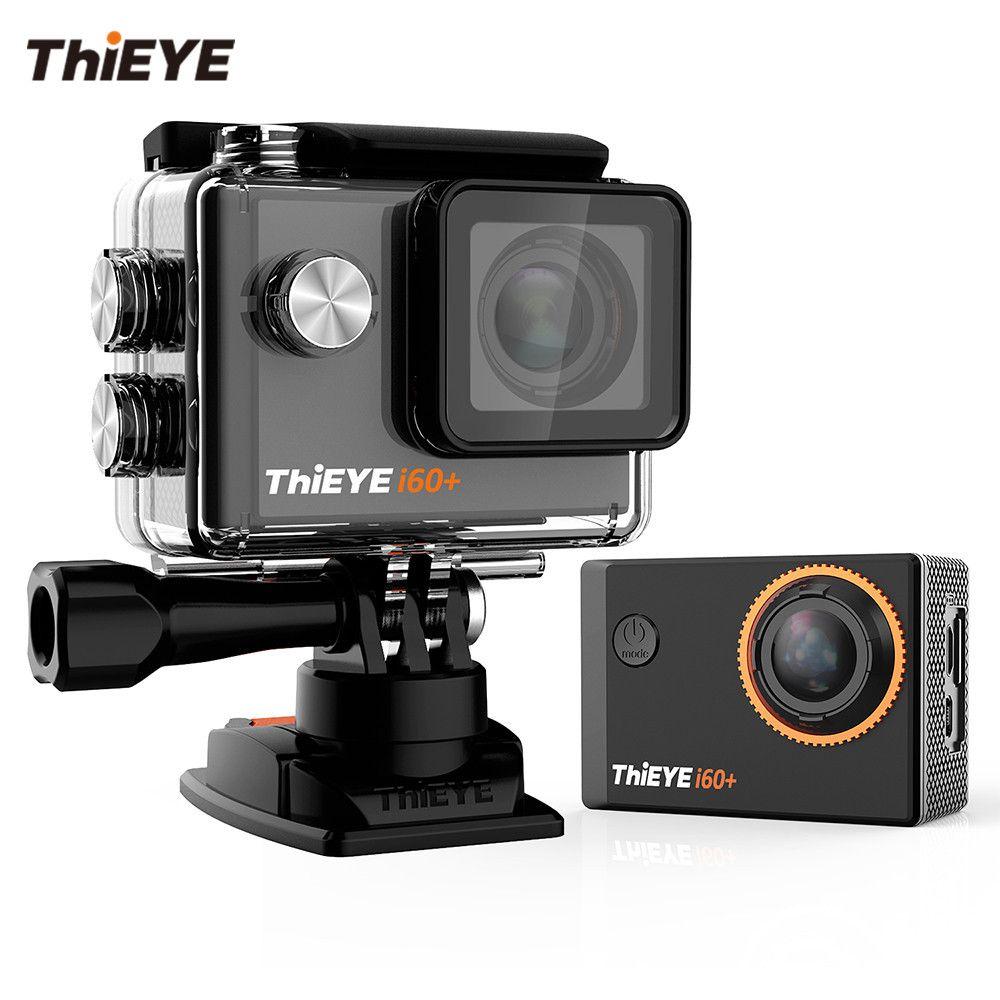 ThiEYE i60+ 4K 30fps Full HD WiFi Action Camera 60M