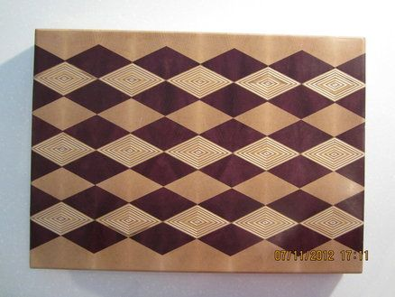 My Last Most Beautiful And Easiest End Grain Cutting