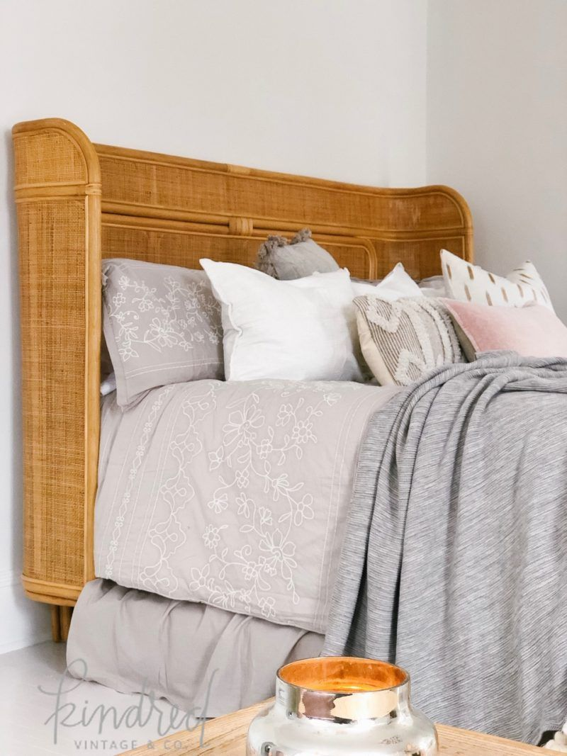 My Maya Bed from Arhaus » Kindred Vintage & Co. Bed