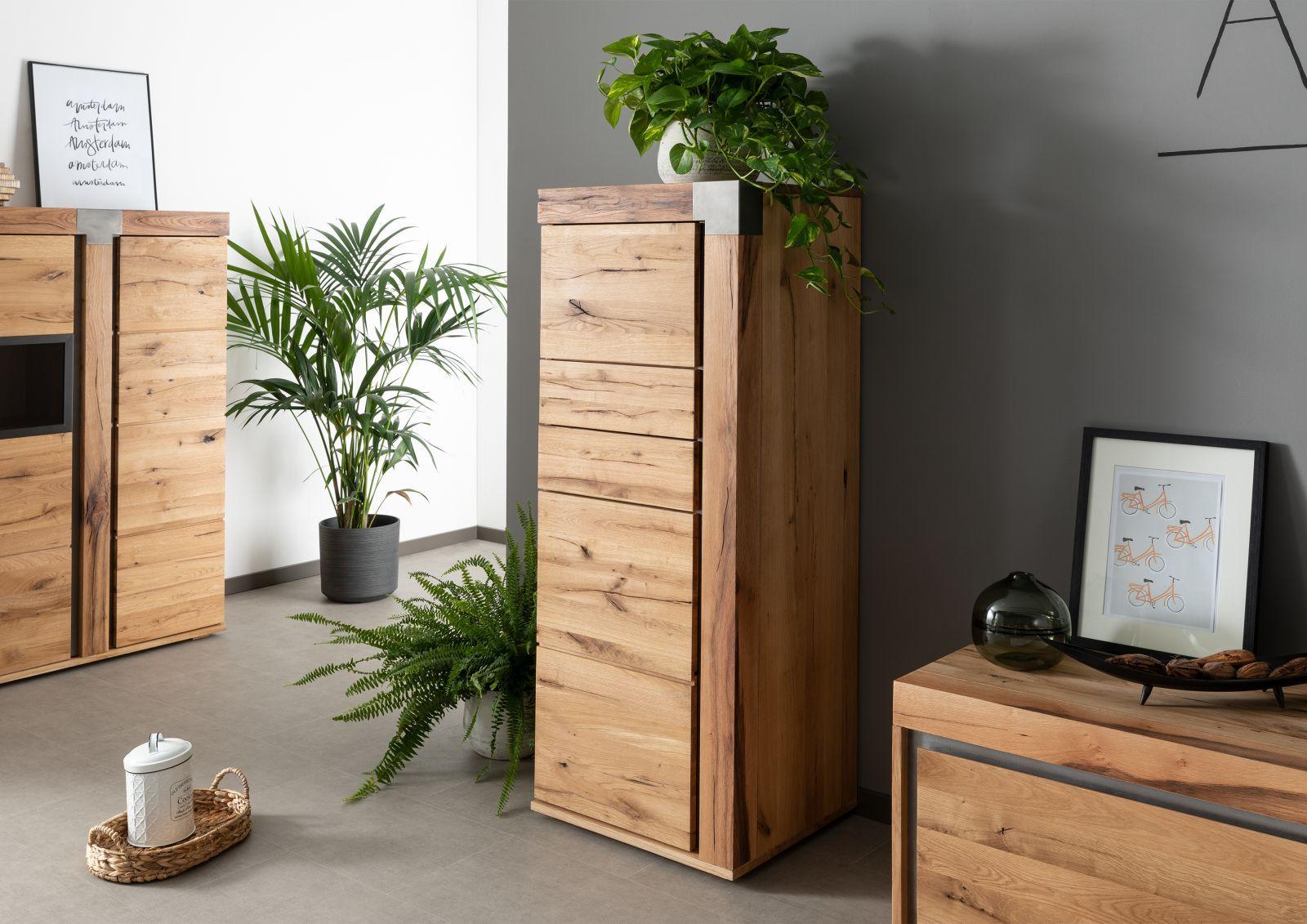 New Amsterdam Modernes Design Design Eiche Holz