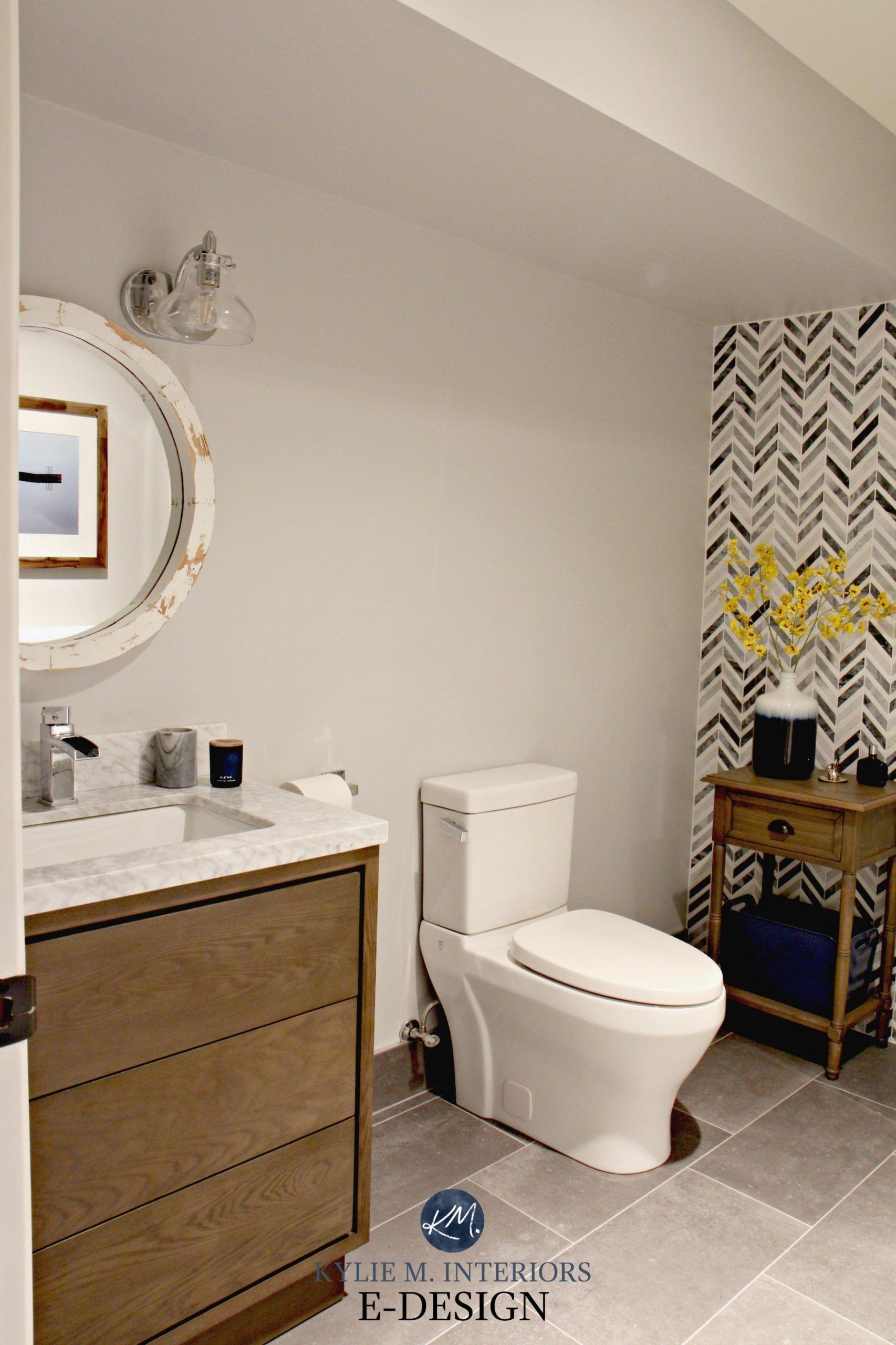 Best Wall Color For Carrara Marble Bathroom
