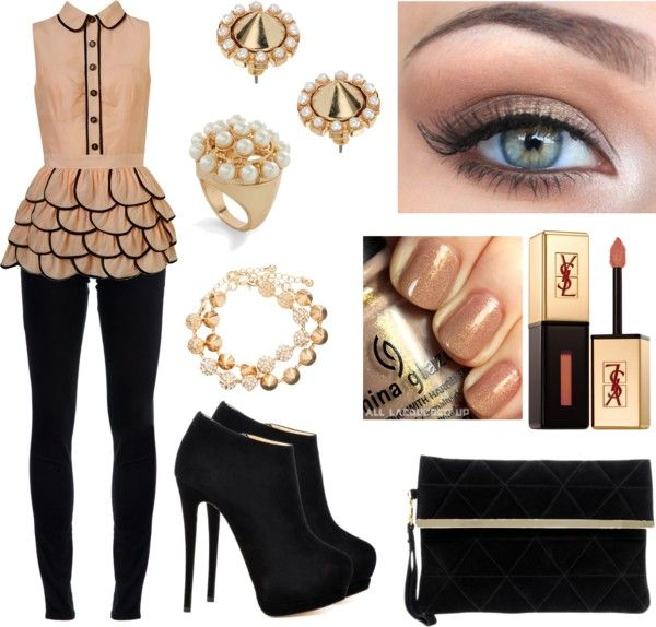 """""""Untitled #297"""" by coolale on Polyvore"""