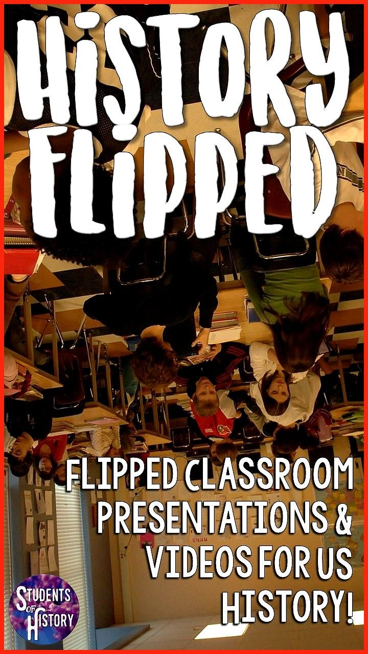No Prep Flipped classroom presentations for US History Includes PowerPoint guided notes worksheets