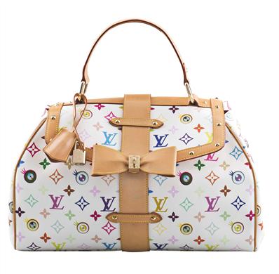 A Takashi Murakami Eye Love Monogram Multicolore Canvas Eye Love You Bag Bags Louis Vuitton Handbags Louis Vuitton Bag