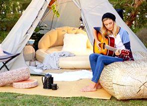 Gl&ing Kmart Australia Style  sc 1 st  Pinterest & Glamping Kmart Australia Style | Kmart Australia style | Pinterest ...