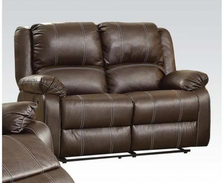 "Zuriel Collection 52281 60"" Loveseat with Reclining"