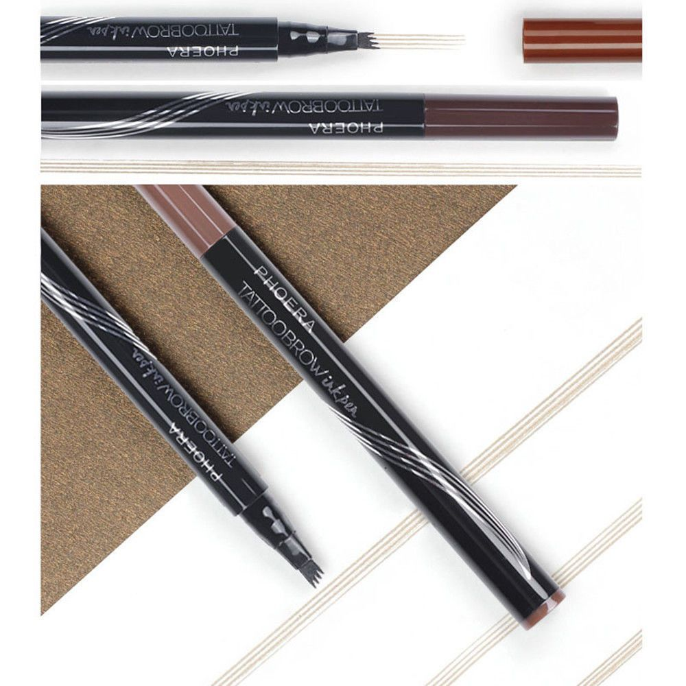 e5d700002e7 2Pcs Patented Microblading Tattoo Eyebrow Ink Pen Eye Brow Makeup Pencil  SR48  8.99 End Date