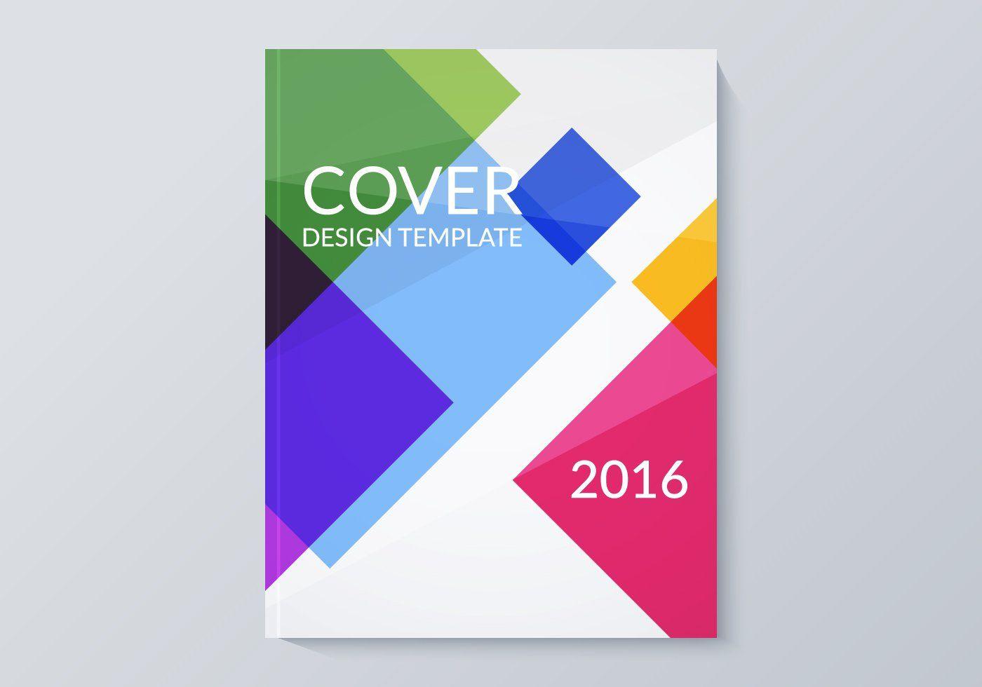 Cover Design Template Vector Graphic Professional Booklet Cover Design Book Design Layout Cover Design