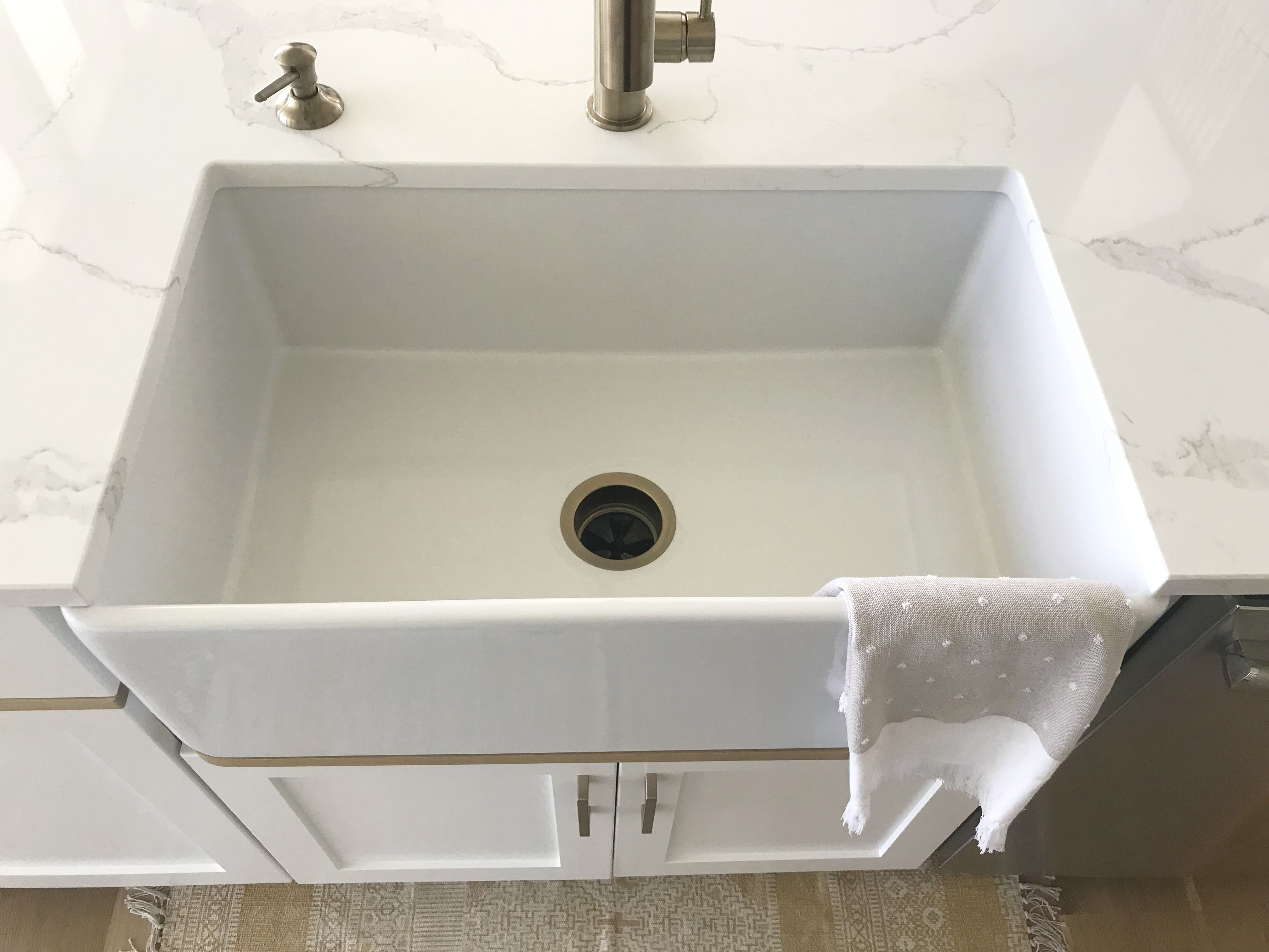 Things Nobody Tells You About Getting A Farmhouse Sink Farmhouse Sink Installation Farmhouse Sink Farmhouse Kitchen Design