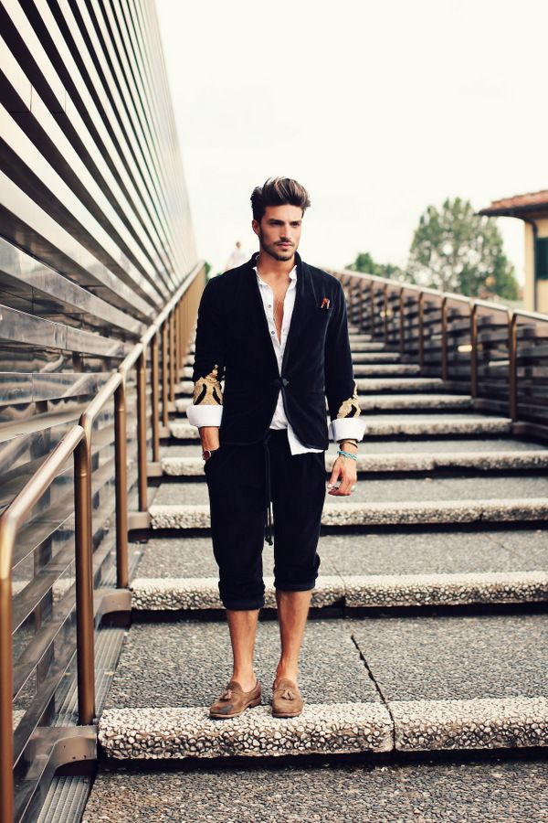 sast for sale cheap sale latest collections Mariano Di Vaio Men's Black Fab... clearance sale online find great cheap price quality from china wholesale fToxtEg6