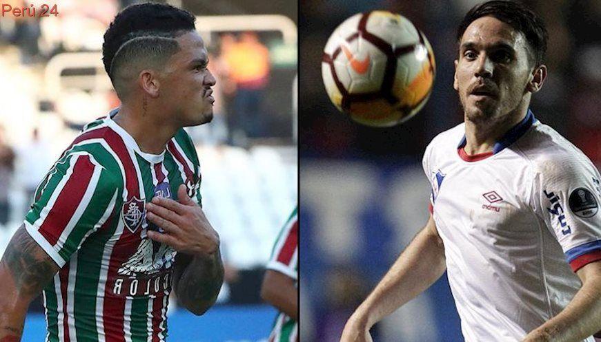 Fluminense vs. Nacional EN VIVO por Copa Sudamericana vía