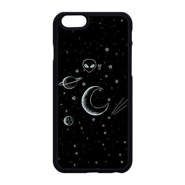 online retailer 5a073 521b4 Space Doodle 2.0 Phone Case Planet Stars Cute Hipster Aesthetic ...