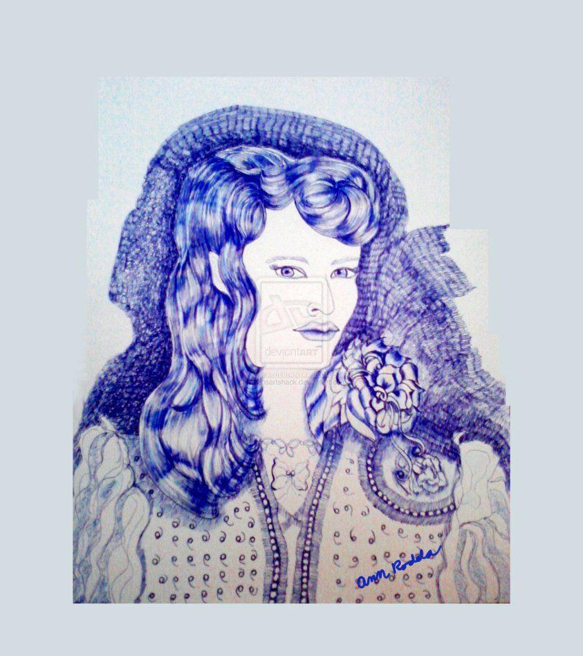 Blue Mystery by ~ravensartshack on deviantART