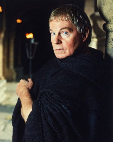 Derek Jacobi As Brother Cadfael This Is My Favorite Tv Show Of
